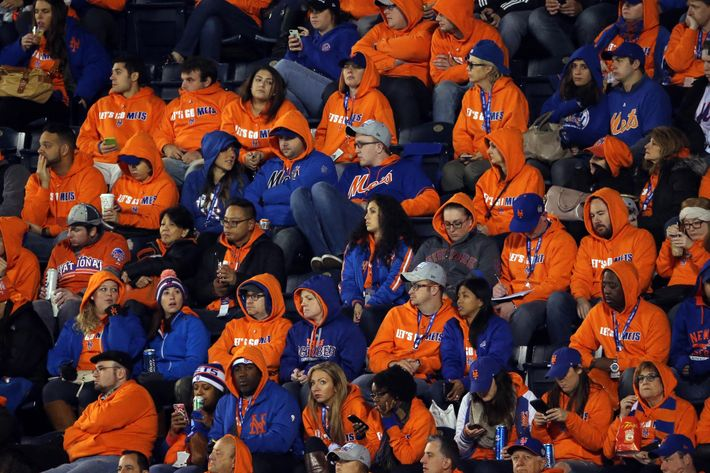 World Series - New York Mets v Kansas City Royals - Game Two