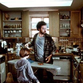MR. MOM, Frederick Koehler, Michael Keaton, 1983.
