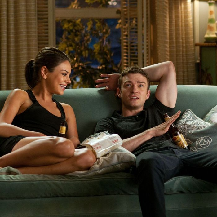 Movie Review: Friends With Benefits Is Fabulously Fake Fun