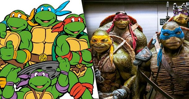 The Enduring Uncoolness Of The Teenage Mutant Ninja Turtles