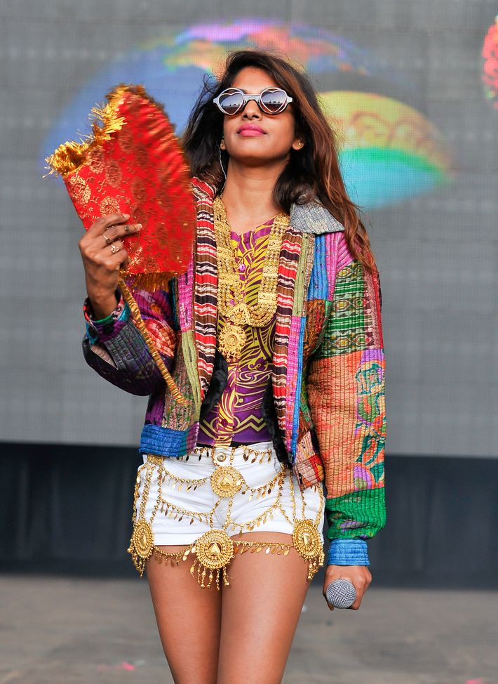 Singer M.I.A's Style Evolution From Galang To AIM