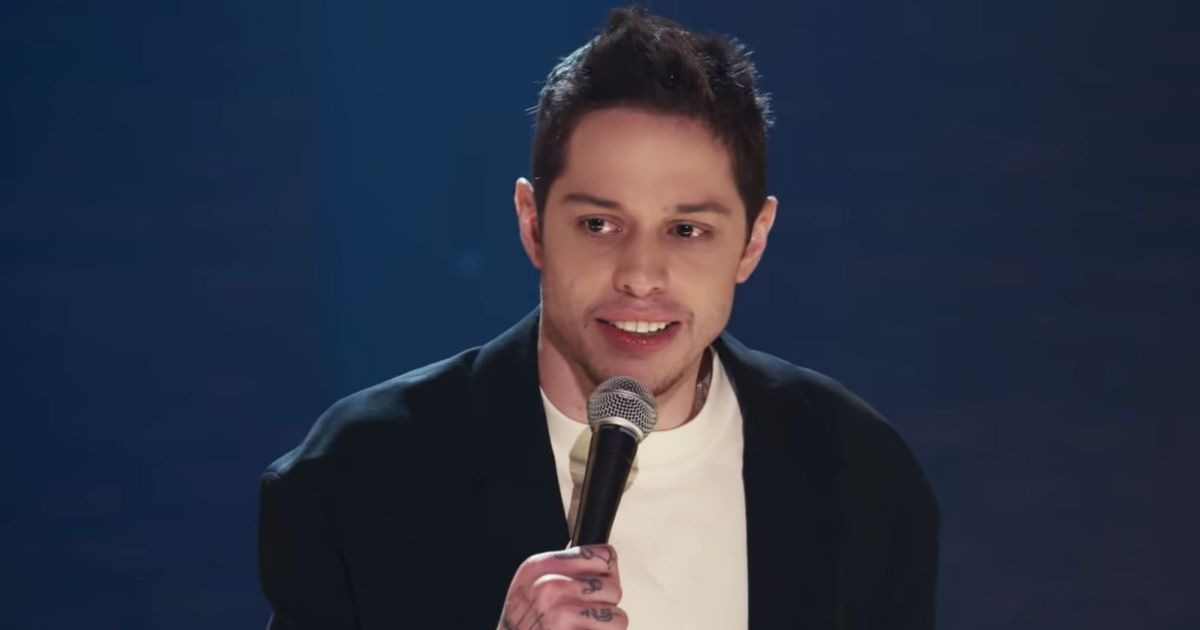 Serious Actor Pete Davidson Will Guest Star on The Rookie with Nathan Fillion