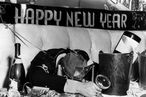 Sloshed: The Pro-Am Guide to New Year's Eve Drinking