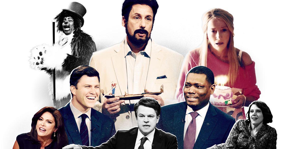 The Season SNL Embraced Its Old, Weird Self Again
