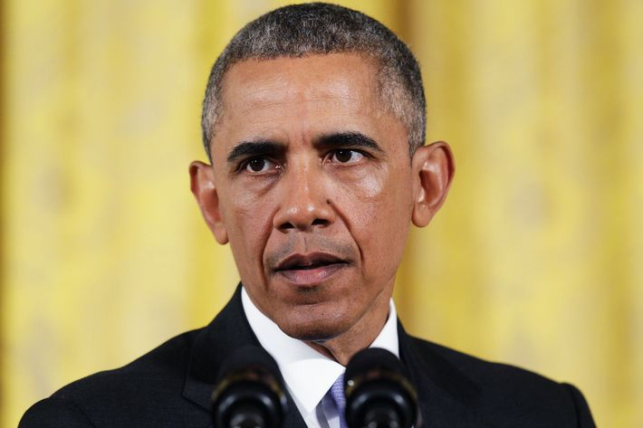 President Obama Holds News Conference On Iran Deal At White House