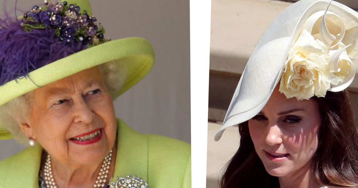 here are the best hats from the royal wedding