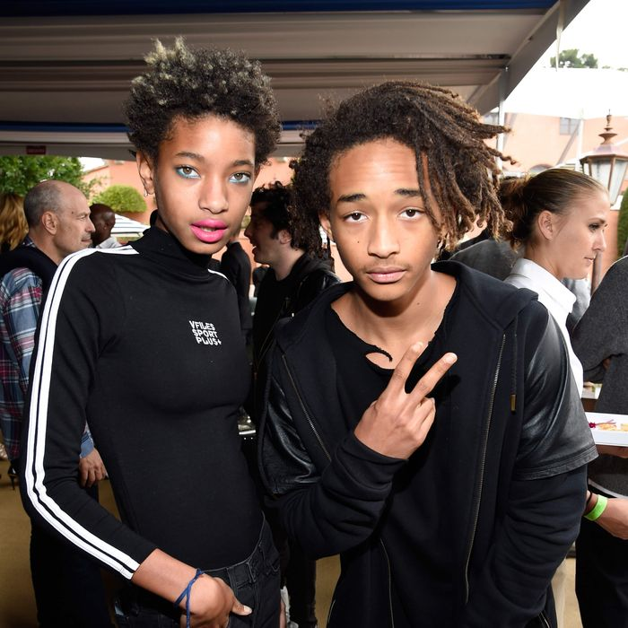 Jaden and Willow Smith, Gen Z role models.