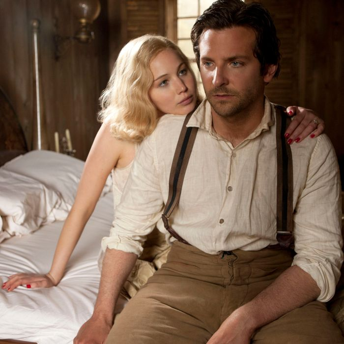 Why Did This Movie Starring Jennifer Lawrence and Bradley Cooper Go