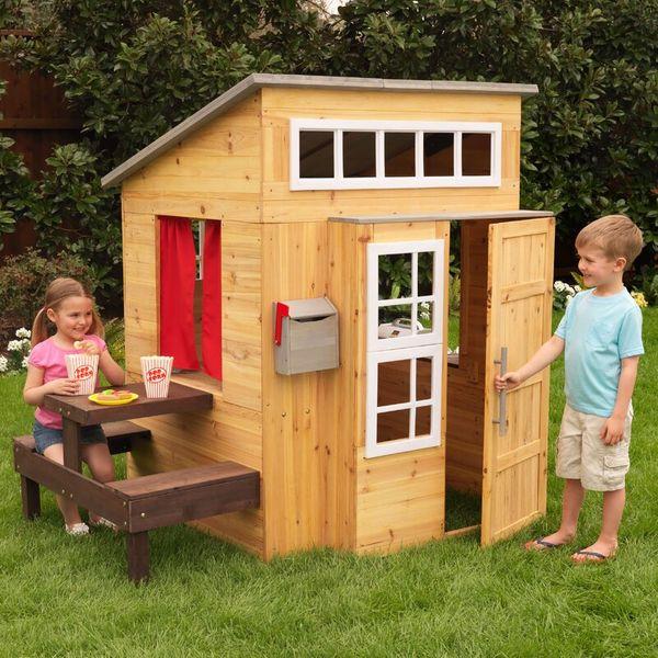 KidKraft Modern 70.9' x 48.9' Outdoor Playhouse