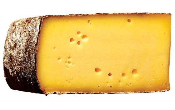 "<b>Appalachian</b>    <i>Meadow Creek Dairy (Virginia)</i>    Compared with its sister cheese, the washed-rind Grayson, Appalachian is brighter and less beefy and has evolved from its Monterey Jack–style roots to a pressed-curd tomme that defies categorization. Its only ambition: showcasing the nuanced flavors of the pastured herd's prized milk. <i>$23 a pound at <a href=""http://nymag.com/listings/stores/saxelby-cheesemongers/"">Saxelby Cheesemongers</a>.</i>"