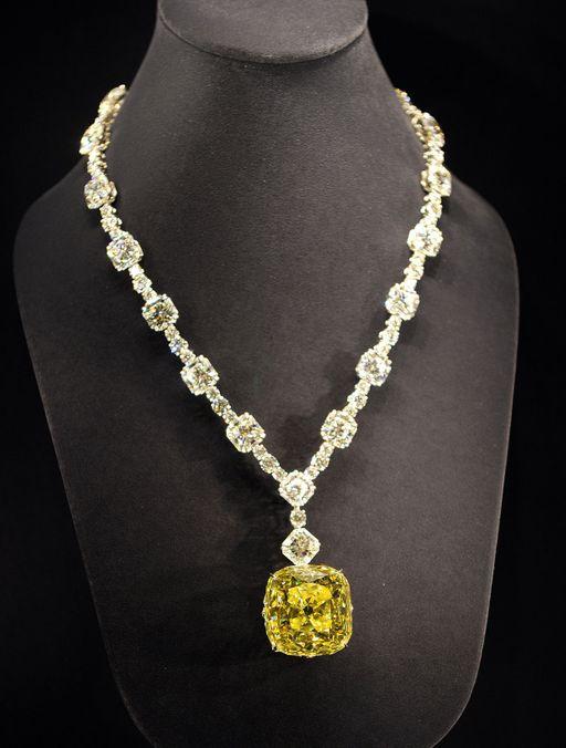 Photo 19 from The Tiffany Diamond
