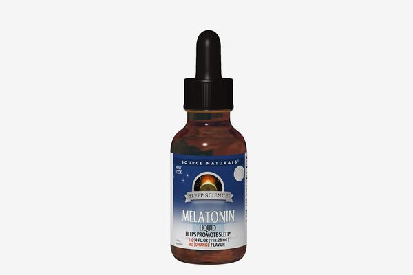 Source Naturals: Melatonin Orange 2 oz. Liquid