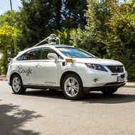 USA - Google X Self Driving Car Project
