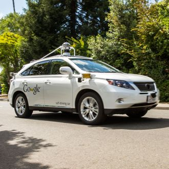 USA - Google X Self Driving Car Project