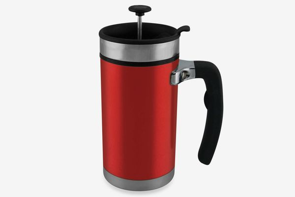 Planetary Design Desk Press 20 oz. French Press Travel Mug