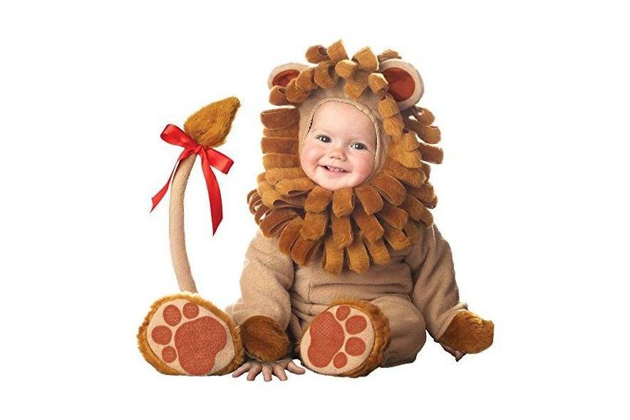 Best Lion Baby Costume  sc 1 st  NYMag & 15 Best Baby Infant Halloween Costumes 2017: Monsters Lions