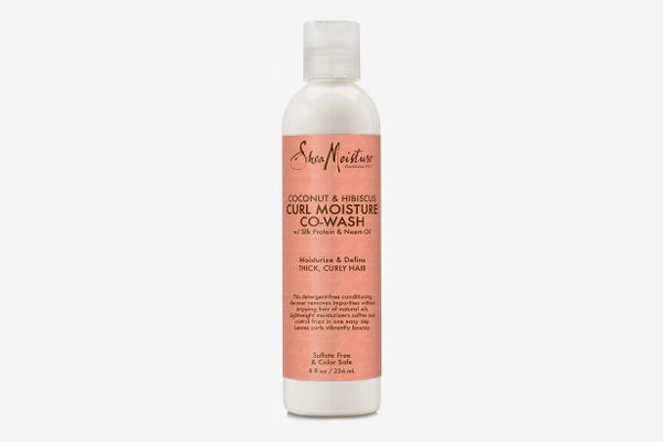 Shea Moisture Coconut & Hibiscus Co-Wash Conditioning Cleanser
