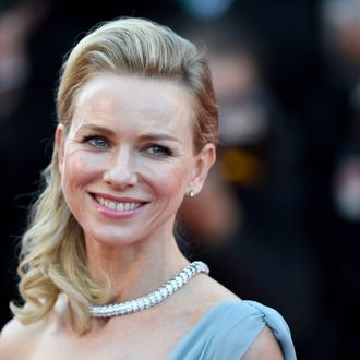 CANNES, FRANCE - MAY 16: Actress Naomi Watts attends the