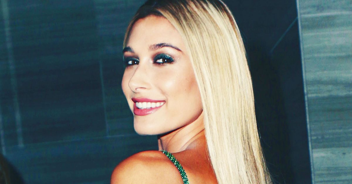 Hailey Bieber Ends Big Year With New Haircut
