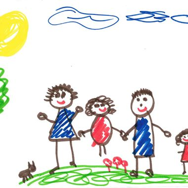 what kids drawings reveal about their homes - Picture Of Drawing For Kid