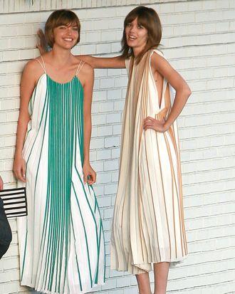 Arizona Muse & Freja Beha Erichsen