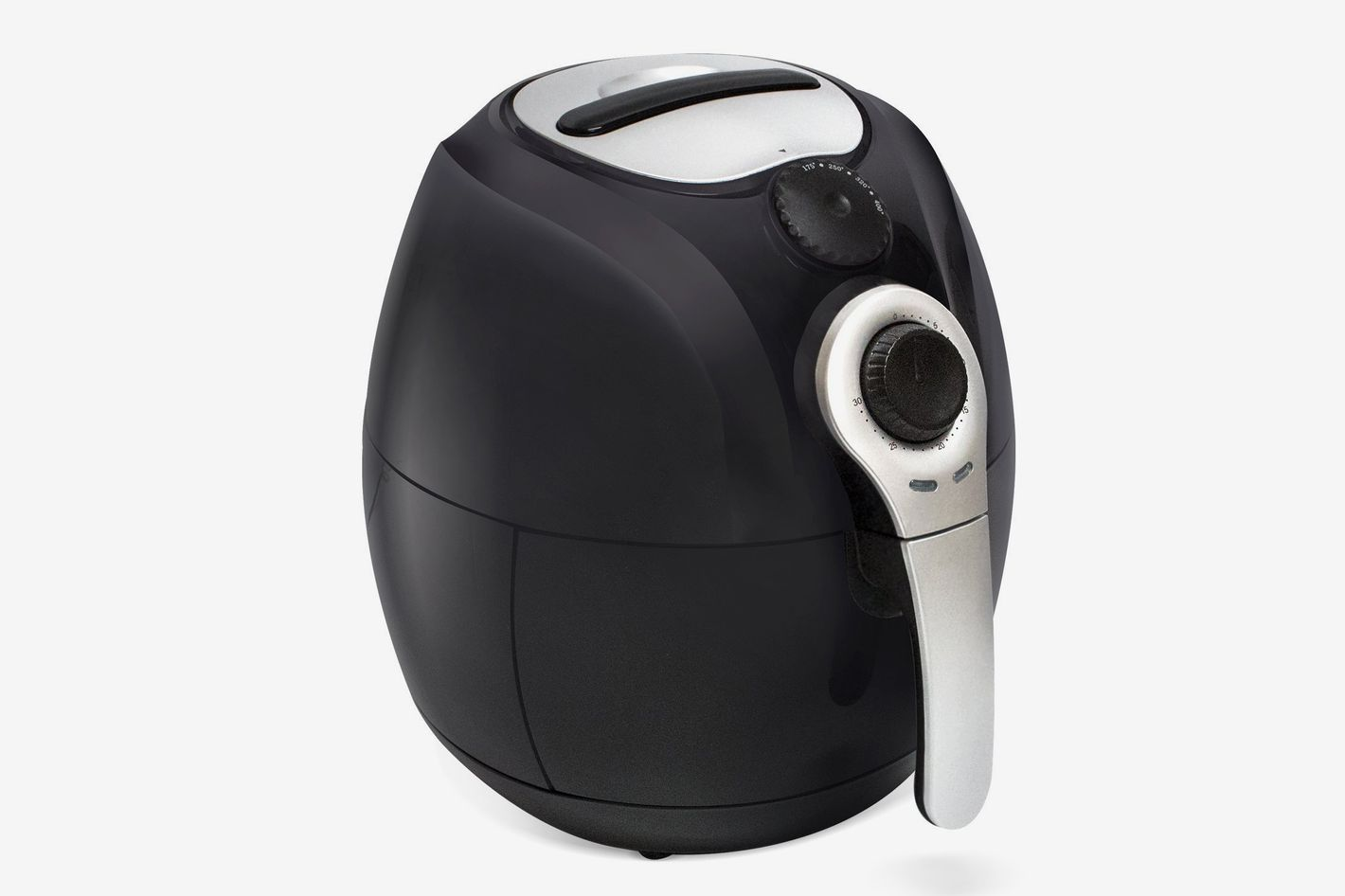 black simple chef air fryer under $50