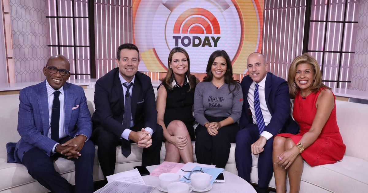 Carson Daly Will Fill in for Billy Bush on the Today Show ...