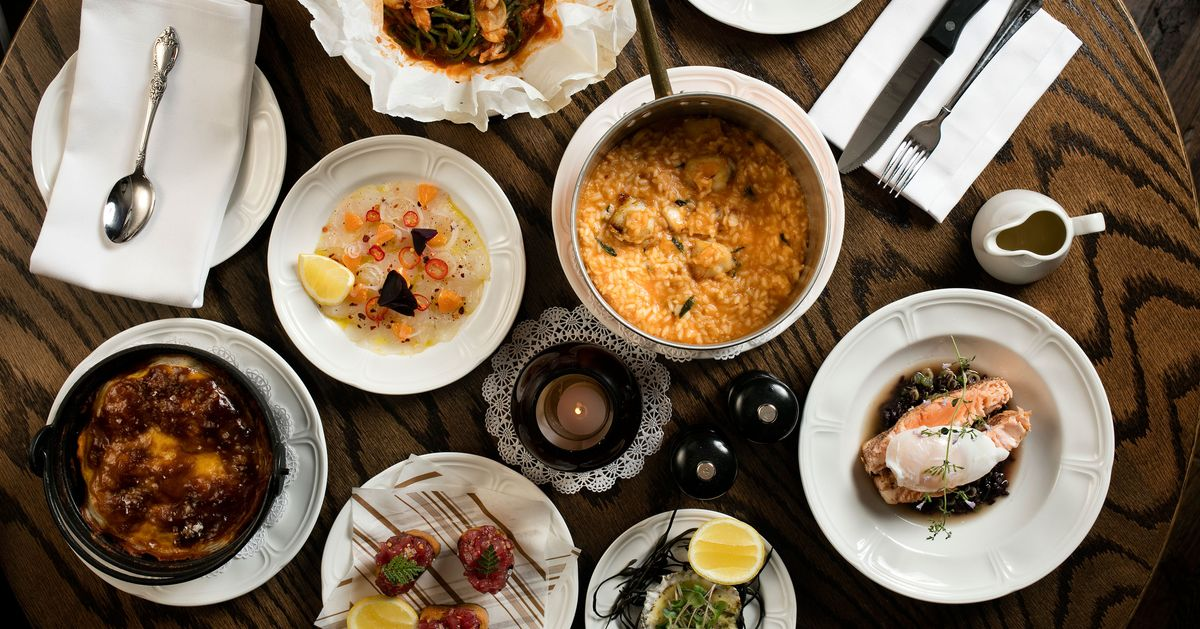A Seafood Lover's Guide to New York's Newest Restaurants