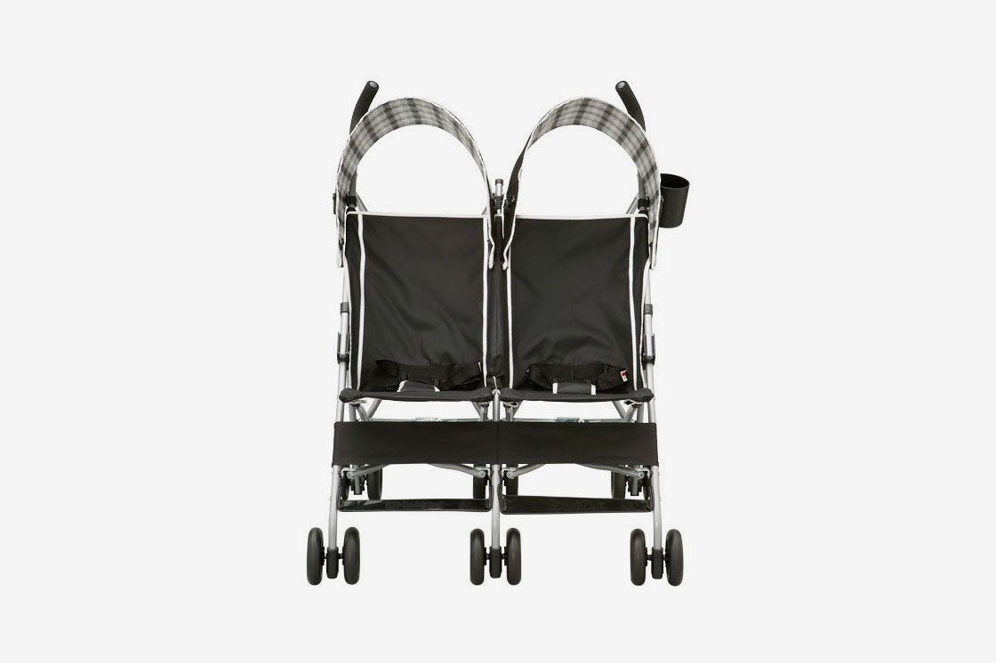 Delta Children City Street DX Side by Side Stroller