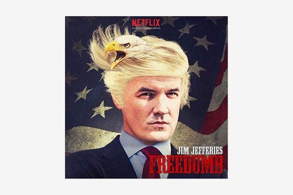 Jim Jefferies Freedumb Vinyl [Explicit]