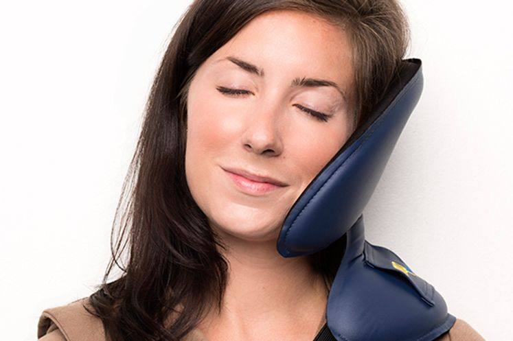 NapAnywhere Travel Pillow