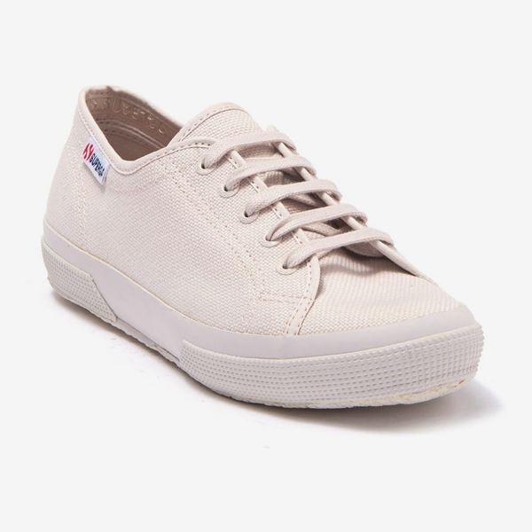 Superga Canvas Sneaker (Violet)