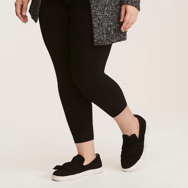 a81efb5d0fd The Best Plus-Size Leggings Feel Almost Like Pajamas I Can Wear to Work
