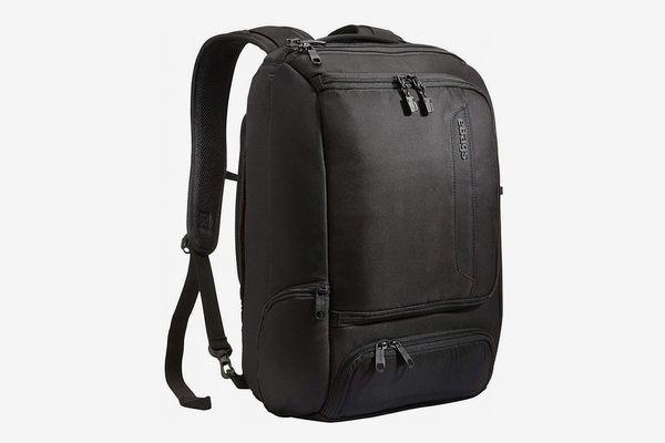 "eBags Professional Slim Laptop Backpack, Black (Fits 17"" Laptop)"