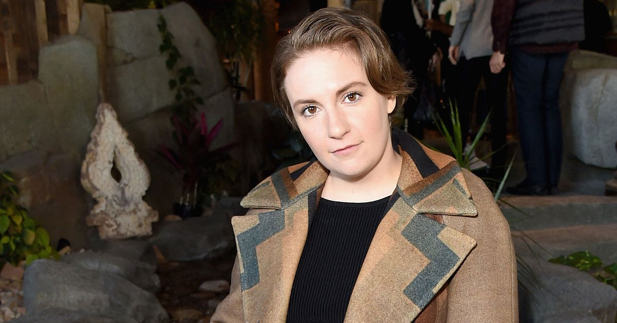 In the Least Surprising News of the Day, Lena Dunham Considered Getting Into Crystal Healing
