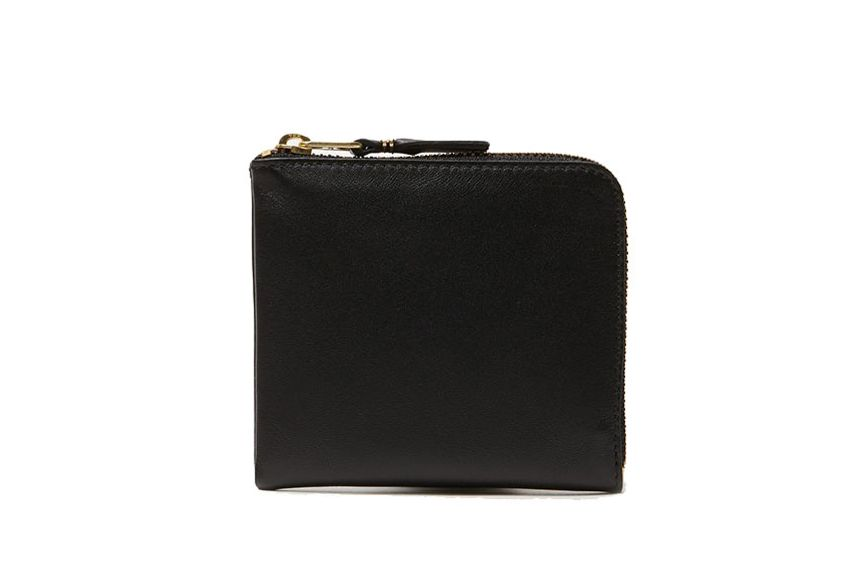 Comme des Garçons Classic Leather Wallet in Black
