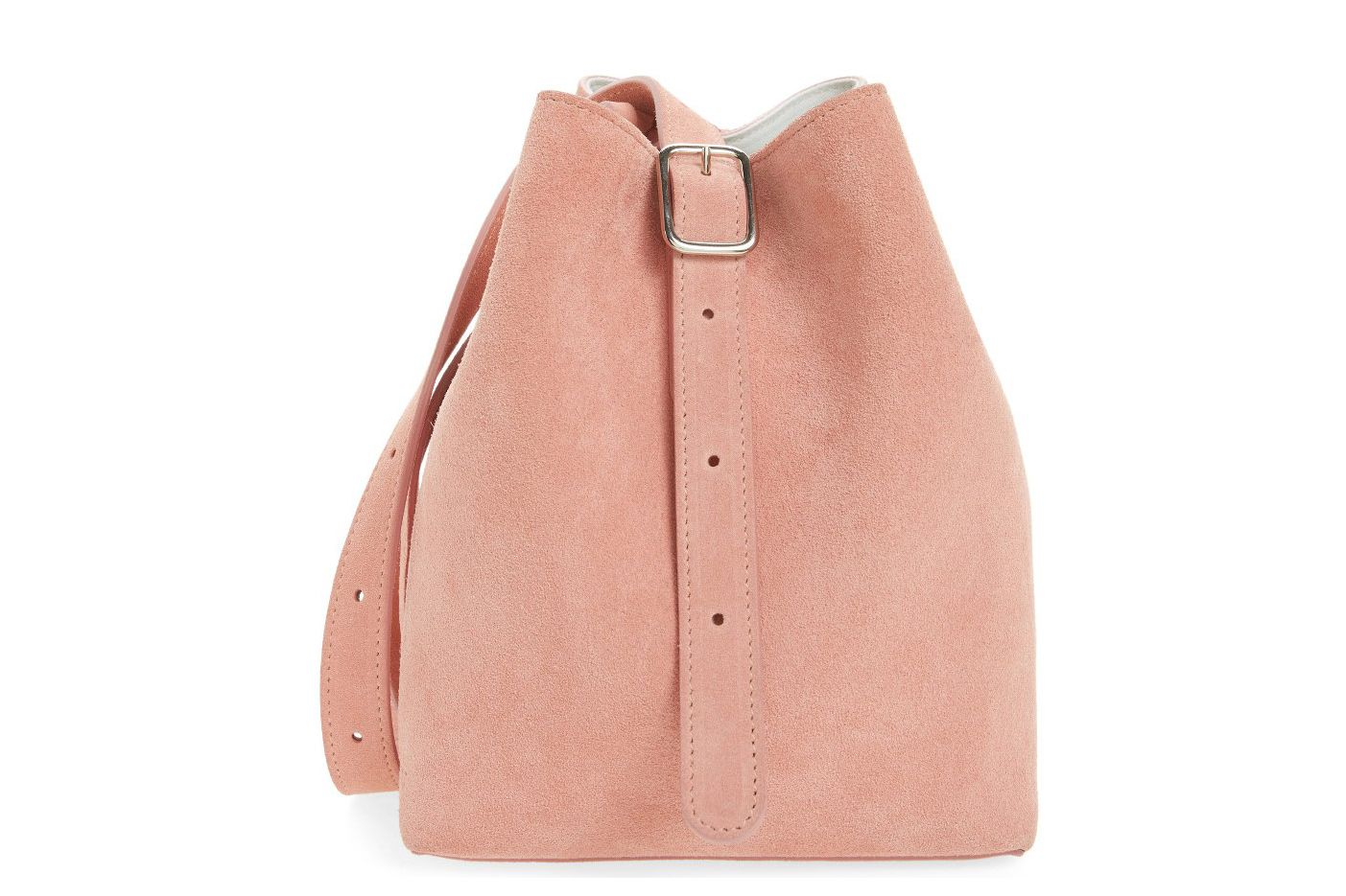 Creatures of Comfort Apple Pebbled Leather Bag