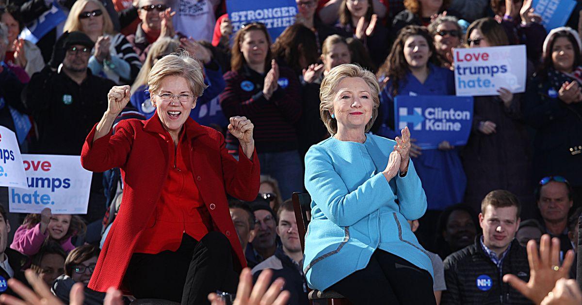 Elizabeth Warren, Unity Candidate?