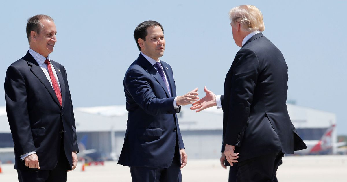 Marco Rubio Credits Trump With 18 Nuclear War–Free Months in Office