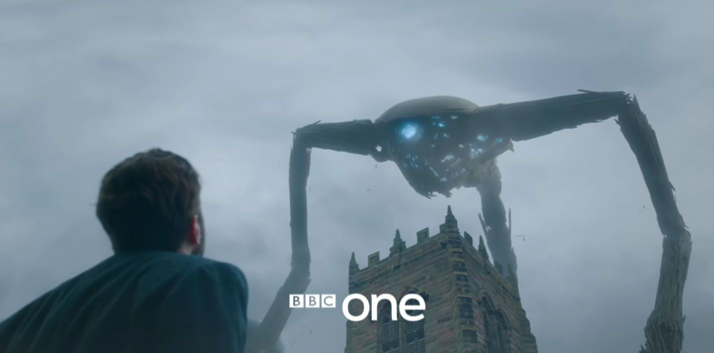 BBC's War of the Worlds Trailer: Tell King Edward VII to Get His Mech Suit On. The Aliens Are Here.