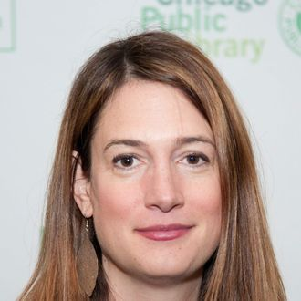 Gillian Flynn attends the 2011 Chicago Public Library Foundation and Chicago Public Library gala benefit awards dinner at the University of Illinois at Chicago Forum on October 20, 2011 in Chicago, Illinois.