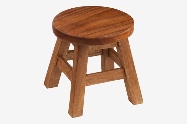 Children's Solid Wooden Stool