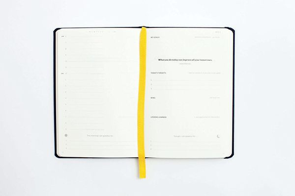 3. BestSelf Co. Self Journal (New entry)