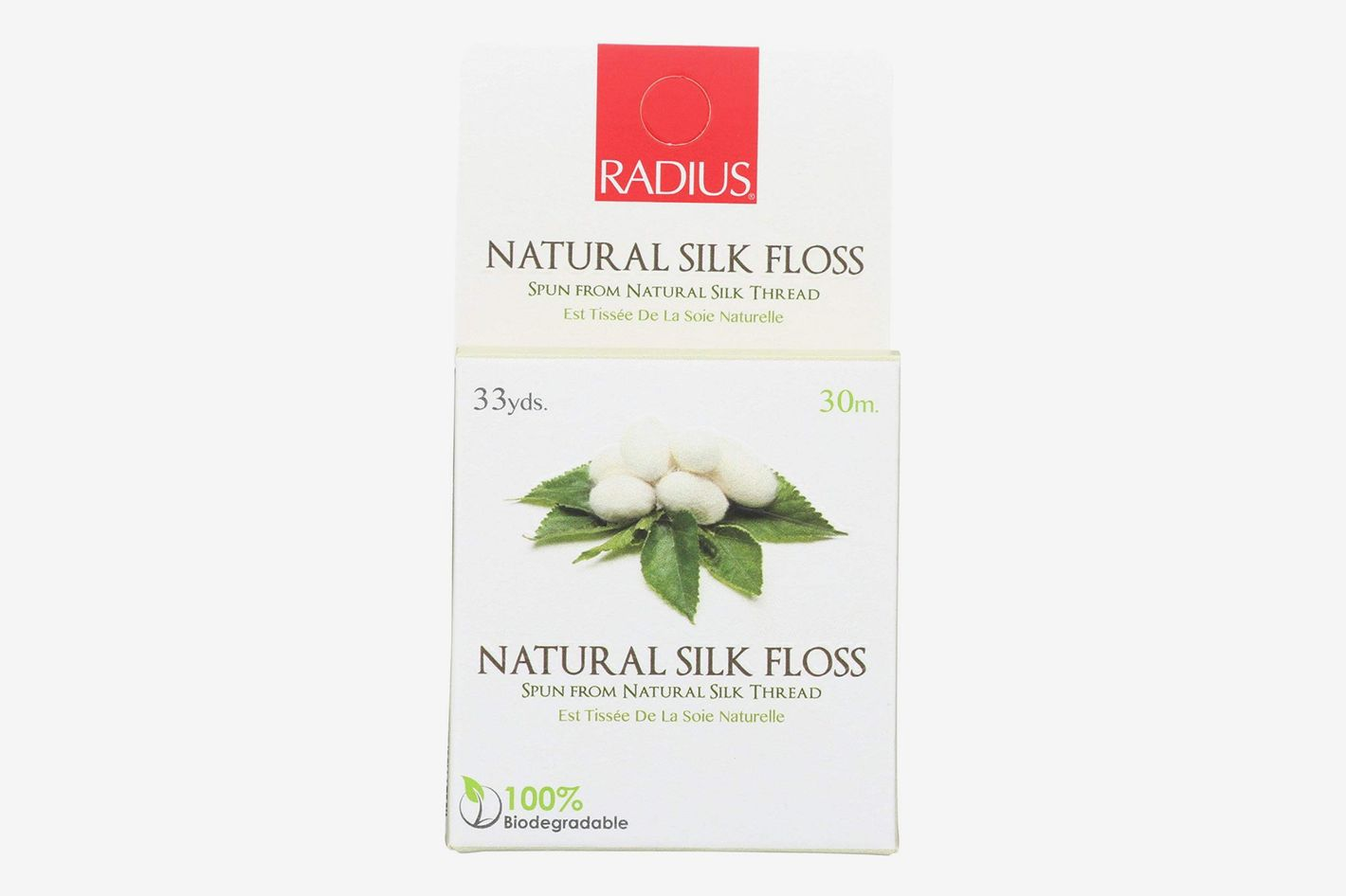 RADIUS Natural Silk Floss, Pack of 6