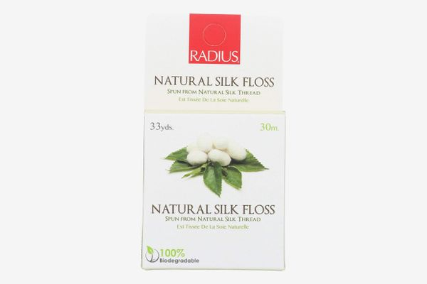 RADIUS Natural Silk Floss, Pack of 6