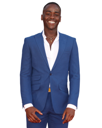 Sex Education star Ncuti Gatwa.