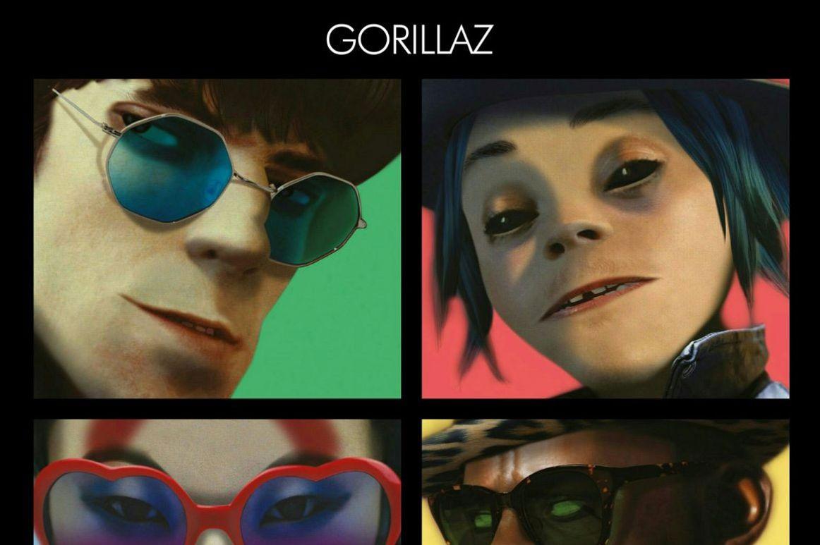 Gorillaz Real Faces