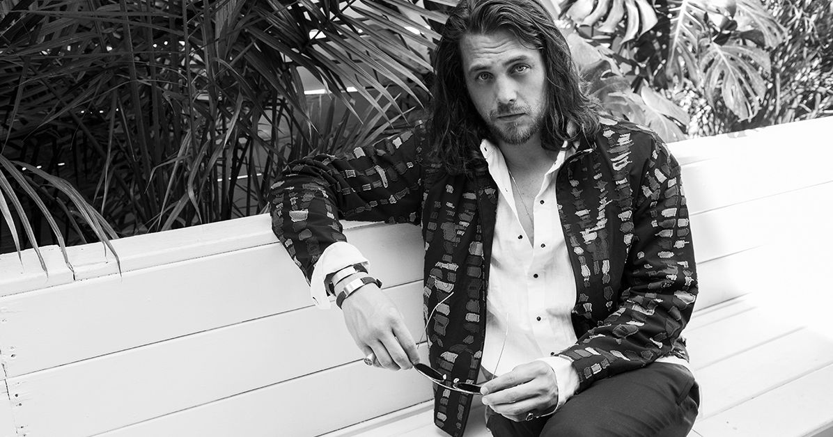 Ben Robson Cleans Up Nicely