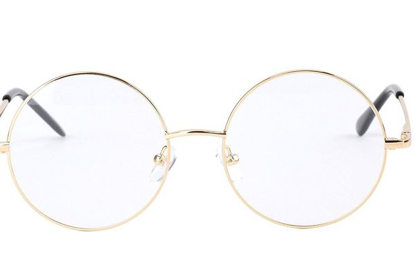 Agstum Retro Round Glasses