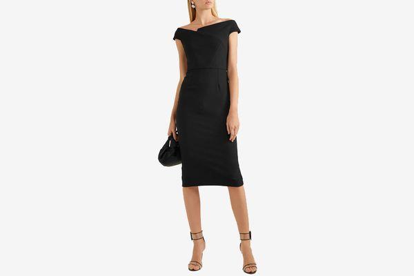 Roland Mouret Crepe Dress